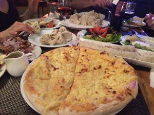 Chatschapuri - Georgiens Antwort auf Pizza